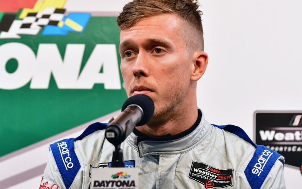 BRITISH STAR HAWKSWORTH CONTINUES WITH LEXUS FOR 2018 IMSA CAMPAIGN