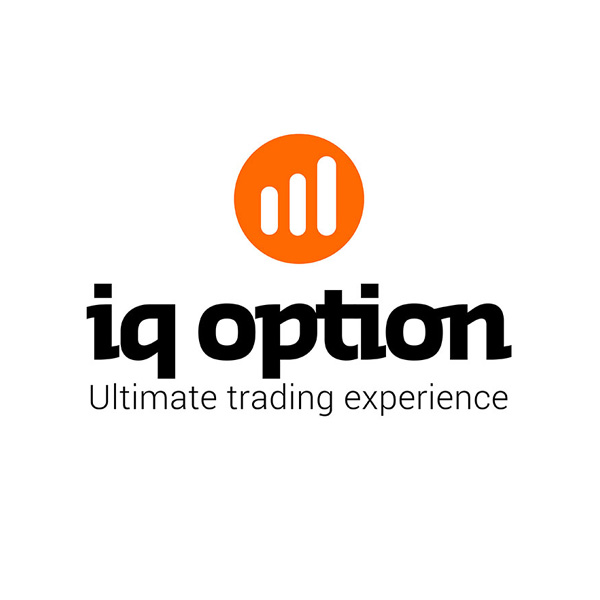 IQ Option Logo / Ultimate Trading Experience