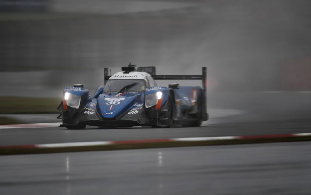 MENEZES CLOSES ON CHAMPIONSHIP LEAD AS ALPINE WEATHER FUJI STORM