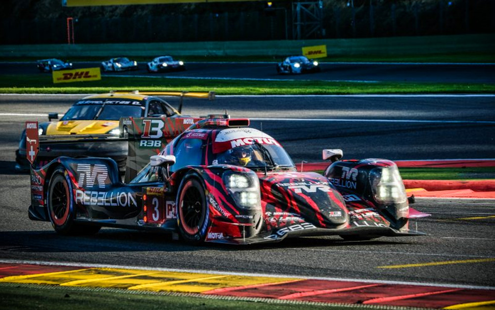MENEZES SETS NON-HYBRID PACE FOR TOP THREE FINISH ON TOP TIER DEBUT