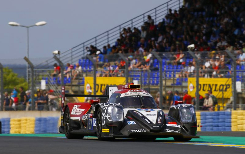 TAN READY TO TAKE ON 'BIGGEST CHALLENGE' FOLLOWING PRODUCTIVE LE MANS TEST DAY